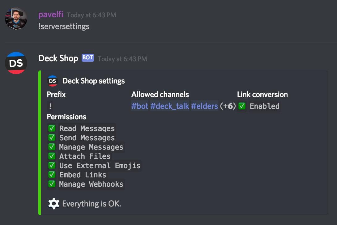 Deck Shop Discord Bot | Best Clash Royale decks, guides, tutorials, tips